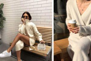 Плетен фустан: Модно парче што ќе ја одбележи оваа сезона