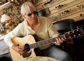 Почина гитаристот Хилтон Валентајн, автор на еден од најславните рифови во рок-музиката