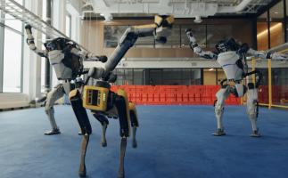 Роботите на Boston Dynamics го воодушевија светот со танцување (ВИДЕО)