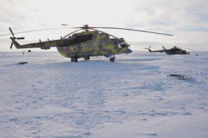 Русија прави пловечки аеродроми на Арктикот
