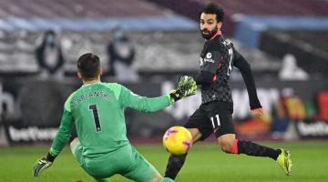 Салах незадржлив – Ливерпул се доближи до дуото од Манчестер