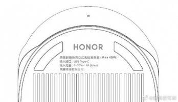 Сертификуван 50W безжичен полнач за Honor V40