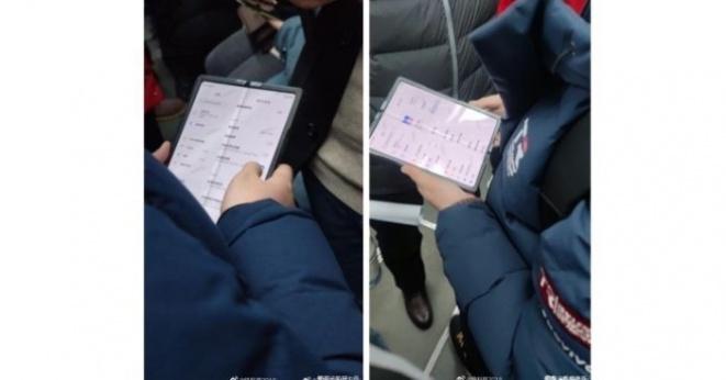 Се појавија фотографии од флексибилниот уред на Xiaomi