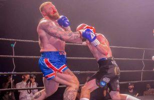 Се појави видео од боксерското деби на Хафтор Бјорнсон