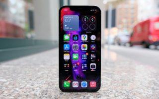 Следниот iPhone може да има сензор за отпечатоци под дисплејот