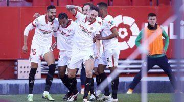 """Спектаклот на """"Писхуан"""" за Севилја, до 14. минута имаше 4 гола"""