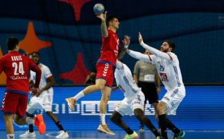 Србија со сензационална победа над Французите