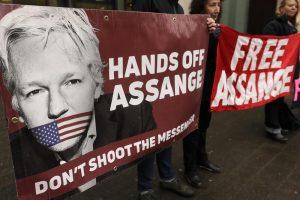 Судот го одби барањето на Асанж за кауција