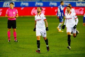 """Сусо со """"голчиште"""" донесе победа за Севилја"""