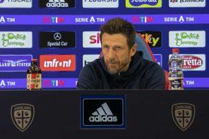 Тоа е доверба – по шест порази во низа Каљари му дадоа нов договор на Ди Франческо