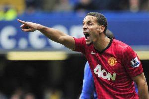 """Фердинанд """"камен пијан"""" играл за Вест Хем против Арсенал"""