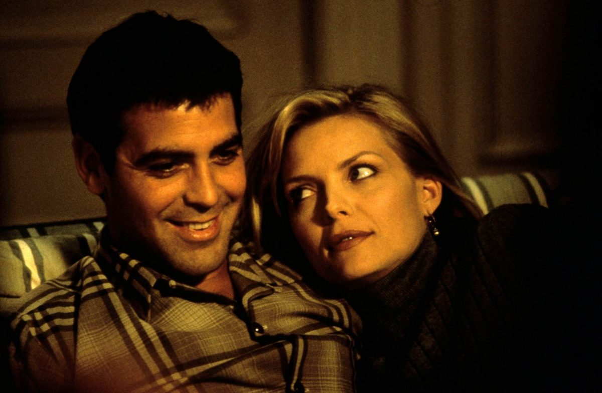"""""""Џелиот смрдеше на пиво"""", Мишел Фајфер се потсети на деновите кога снимаше со Џорџ Клуни"""