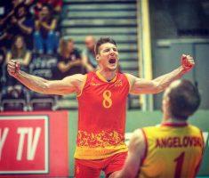 """""""Секој успех влече кон поголем успех, верувам дека можеме и повеќе"""", одбојкарот Александар Љафтов за пласманот на ЕП"""