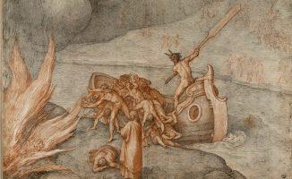 Галеријата Уфици со бесплатна онлајн изложба слави 700 години од смртта на Данте Алигиери