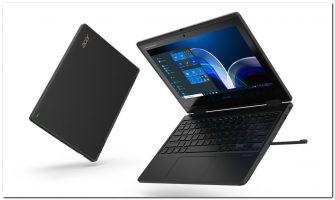 Acer TravelMate Spin B3 е буџетски конвертибилен лаптоп