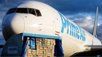 Amazon купи 11 авиони за да ги забрза испораките
