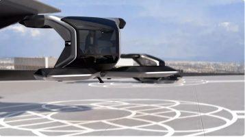 General Motors претстави летачко такси (ВИДЕО)