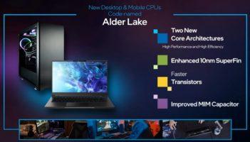 Intel ја најави Tiger Lake H серијата за лаптопи – Alder Lake