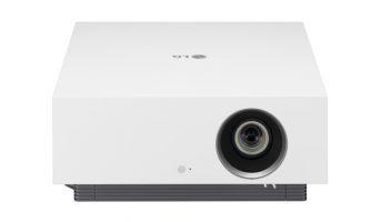 LG 4K CineBeam ласерскиот проектор се прилагодува на осветлувањето на собата