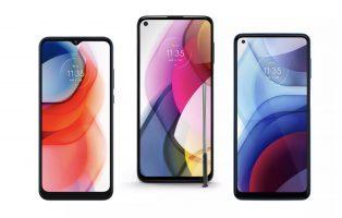 Motorola ги претстави новите G Stylus, G Power и G Play смартфони