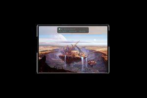 Samsung потврди дека работи на лизгачки и свиткувачки екрани