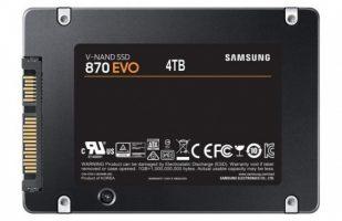 Samsung ја подготвува 870 EVO серијата SSD дискови до 4TB