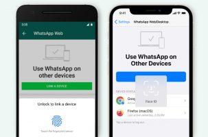 WhatsApp бара биометриска верификација за пристап на PC и на веб