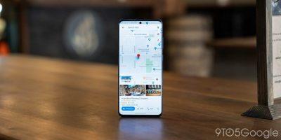 Ажурирање за Google Maps нуди режим на поделен екран за Street View
