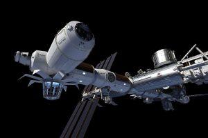 За првата комерцијална вселенска станица собрани 130 милиони долари