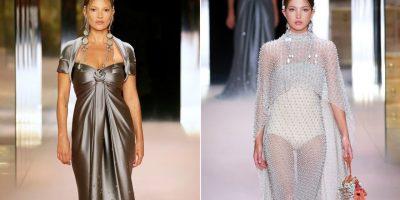 Кејт Мос и ќерка ѝ Лајла ѕвезди на модната недела во Париз