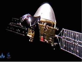 Кинески вселенски брод влегол во орбитата на Марс