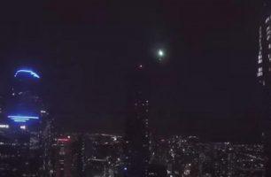 Метеор експлодираше и го осветли небото над Мелбурн (ВИДЕО)