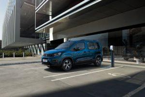 Новото Peugeot е-Rifter подготвено за целосна електрификација
