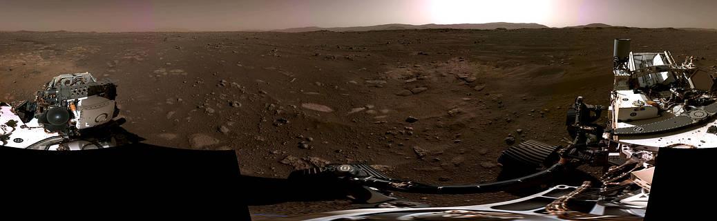 Објавен и првиот звучен запис од Марс (ВИДЕО)