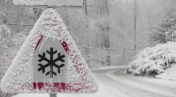 Сибирски бран со многу ниски температури се приближува кон Македонија