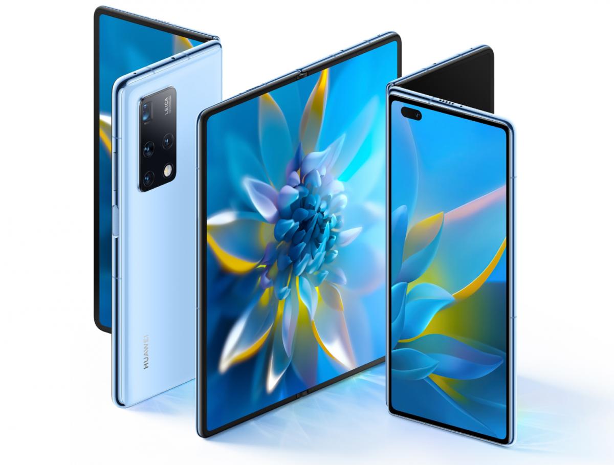 Флексибилниот Huawei Mate X2 претставен со нов дизајн и четири задни камери (ВИДЕО)
