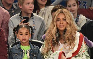 (Фото) Ќерката на Бијонсе ja рекламира облеката на нејзината мајка