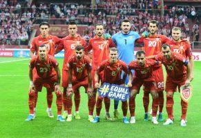 Фудбалската репрезентација на Македонија во фокусот на УЕФА
