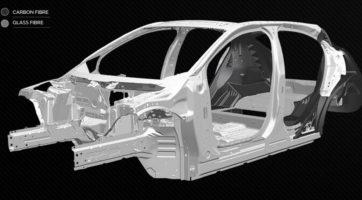 Jaguar Land Rover истражува напредни композитни материјали за електрични возила