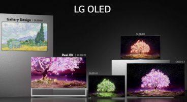 LG полека почнува да ги испорачува своите 2021 OLED и LCD 4K телевизори