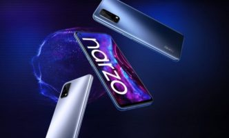 Realme ги претстави Narzo 30 Pro 5G и Narzo 30A телефоните