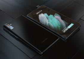 Samsung Galaxy A патент открива ротирачка pop-up камера
