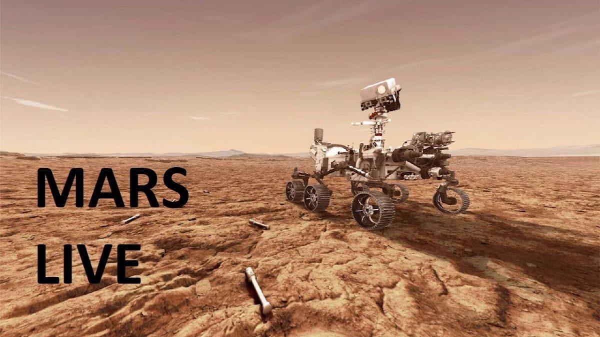 """(Видео) Роверот на НАСА тргна во потрага по живот во ,,Језеро"""""""
