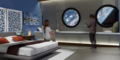 Првиот хотел во Вселената ќе се отвори во 2027