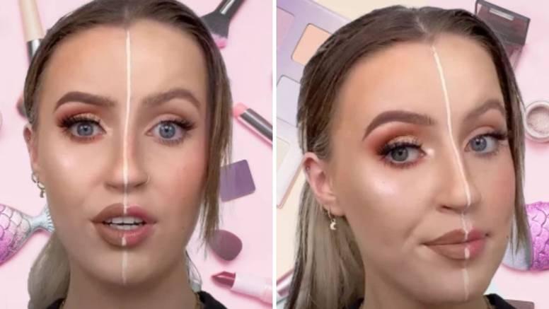 Промена на трендот на шминкање во последните пет години