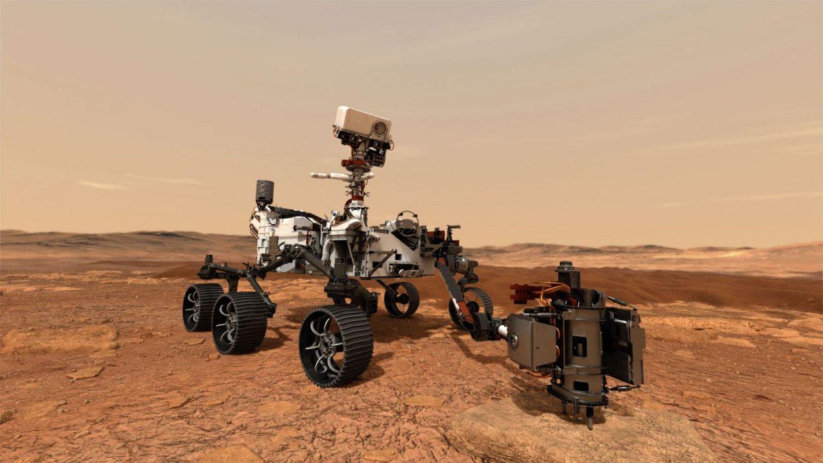 Роверот што слета на Марс го покренува процесор на Apple стар 20 години
