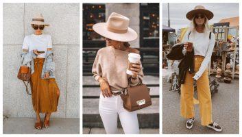 (Фото) Модели на шапки кои ќе бидат тренд пролетта
