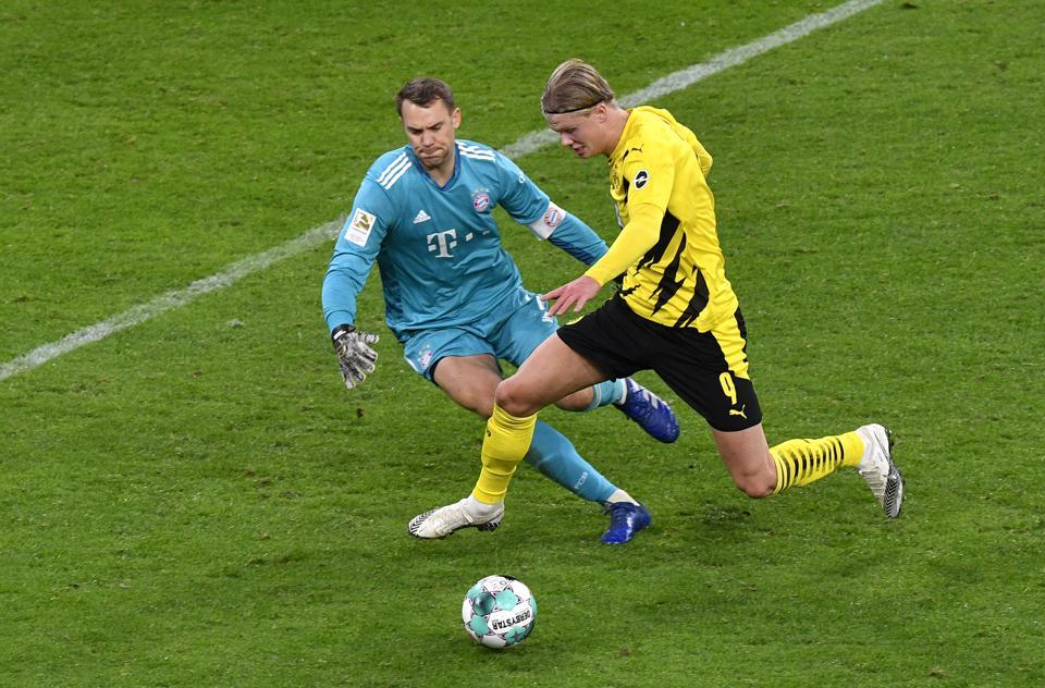 Халанд шоу во Минхен, два гола за девет минути