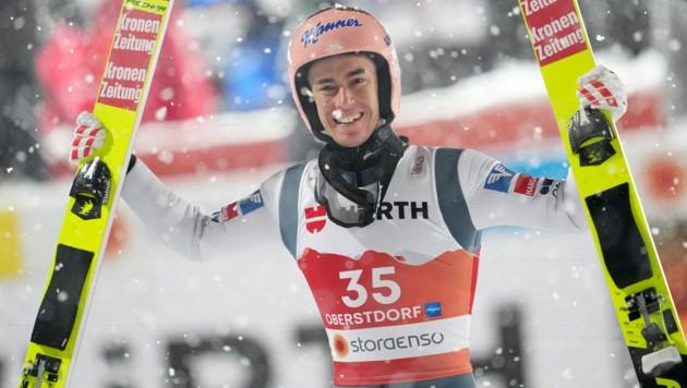 Штефан Крафт по третпат светски шампион во ски скокови