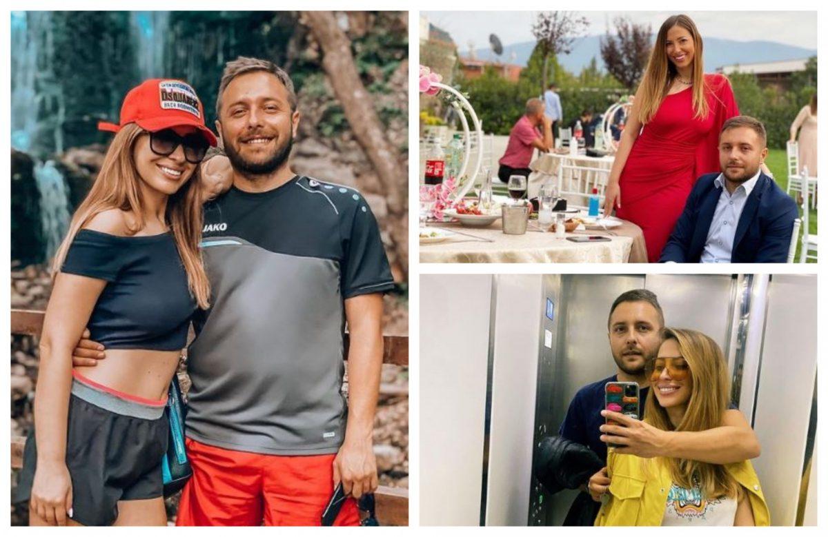 """""""Чекаме бебе""""-објави вереницата на портпаролот на ВМРО Димче Арсовски"""